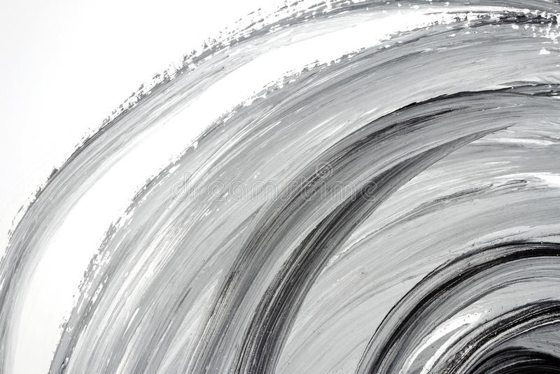 Αφηρημένο γραπτό χρωματισμένο χέρι υπόβαθρο ελεύθερη απεικόνιση δικαιώματος