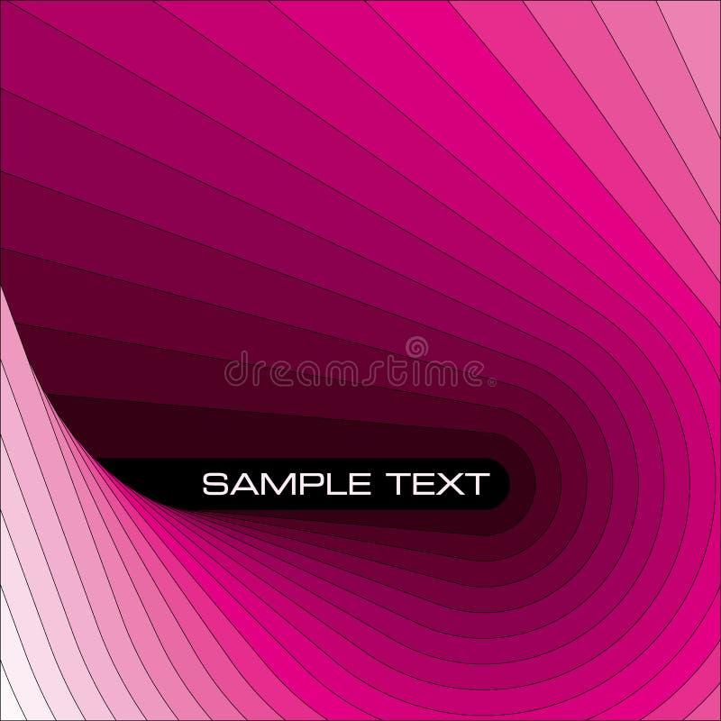 αφηρημένο διάνυσμα ανασκόπ απεικόνιση αποθεμάτων