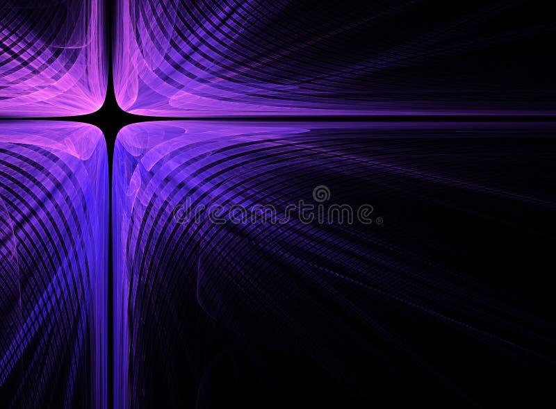αφηρημένο διαγώνιο σκοτ&epsilon διανυσματική απεικόνιση