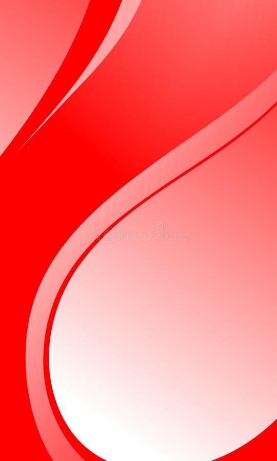 Αφηρημένο διανυσματικό πολύχρωμο σκιασμένο κυματιστό υπόβαθρο με τις φυσαλίδες, ταπετσαρία, διανυσματική απεικόνιση ελεύθερη απεικόνιση δικαιώματος