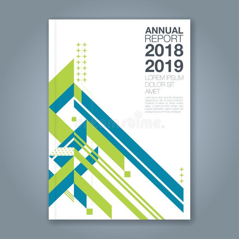 Αφηρημένο ελάχιστο γεωμετρικό υπόβαθρο σχεδίου πολυγώνων μορφών για την αφίσα ιπτάμενων φυλλάδιων κάλυψης βιβλίων επιχειρησιακών  απεικόνιση αποθεμάτων
