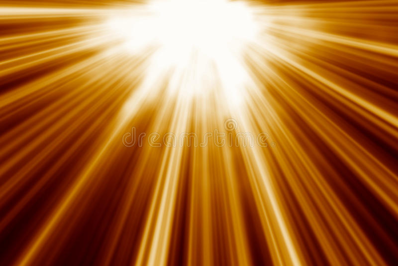 Αφηρημένο ελαφρύ ζουμ ταχύτητας επιτάχυνσης Θεών ελεύθερη απεικόνιση δικαιώματος