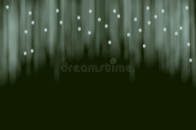 αφηρημένο ελαφρύ μαγικό διάνυσμα απεικόνισης ανασκόπησης στοκ φωτογραφίες με δικαίωμα ελεύθερης χρήσης