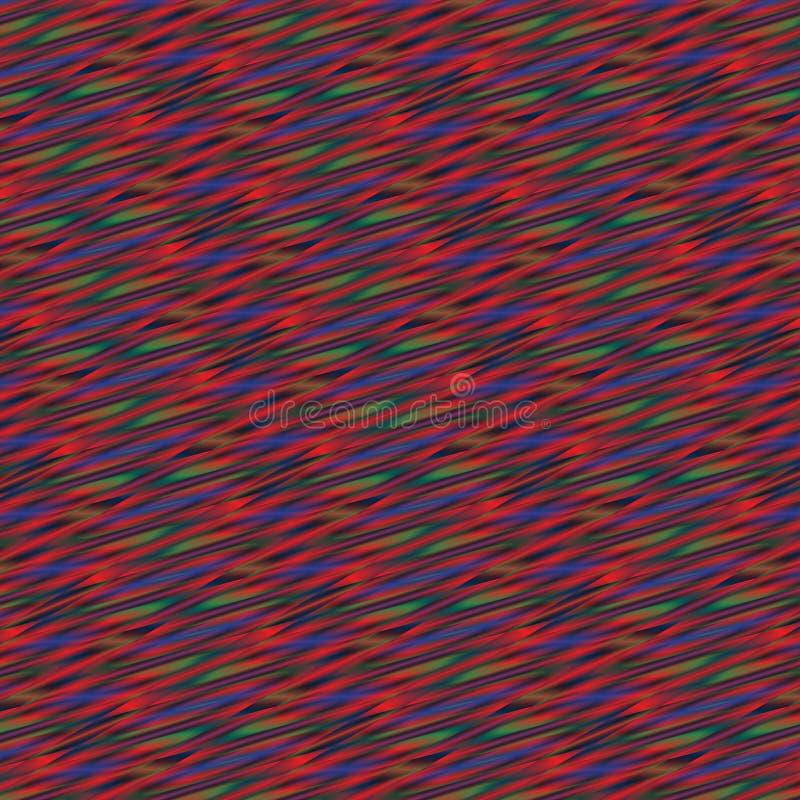 Αφηρημένο ζωηρόχρωμο γεωμετρικό υπόβαθρο στις ρόδινες, κόκκινες, πράσινες και μπλε κλίσεις ελεύθερη απεικόνιση δικαιώματος