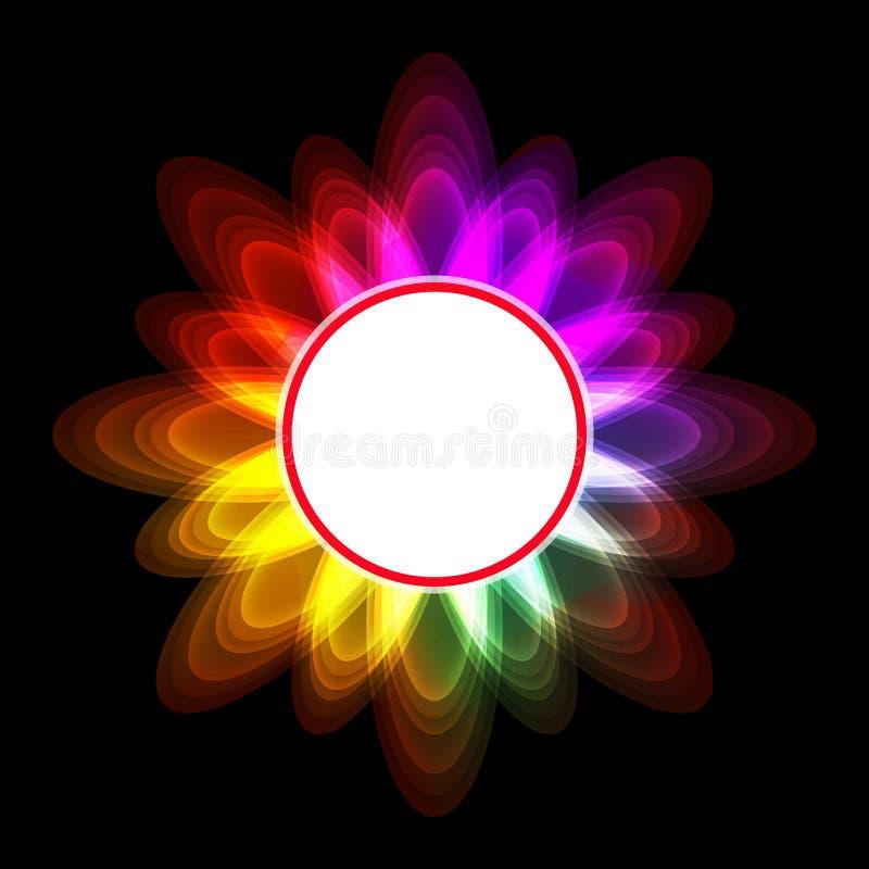 αφηρημένο διάνυσμα αστερ&iota διανυσματική απεικόνιση