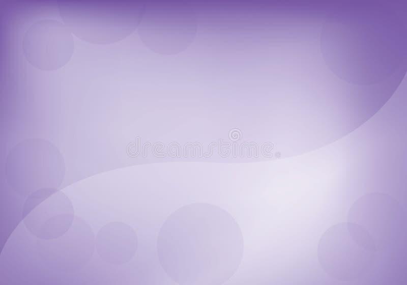 Αφηρημένο ιώδες και άσπρο υπόβαθρο απεικόνιση αποθεμάτων