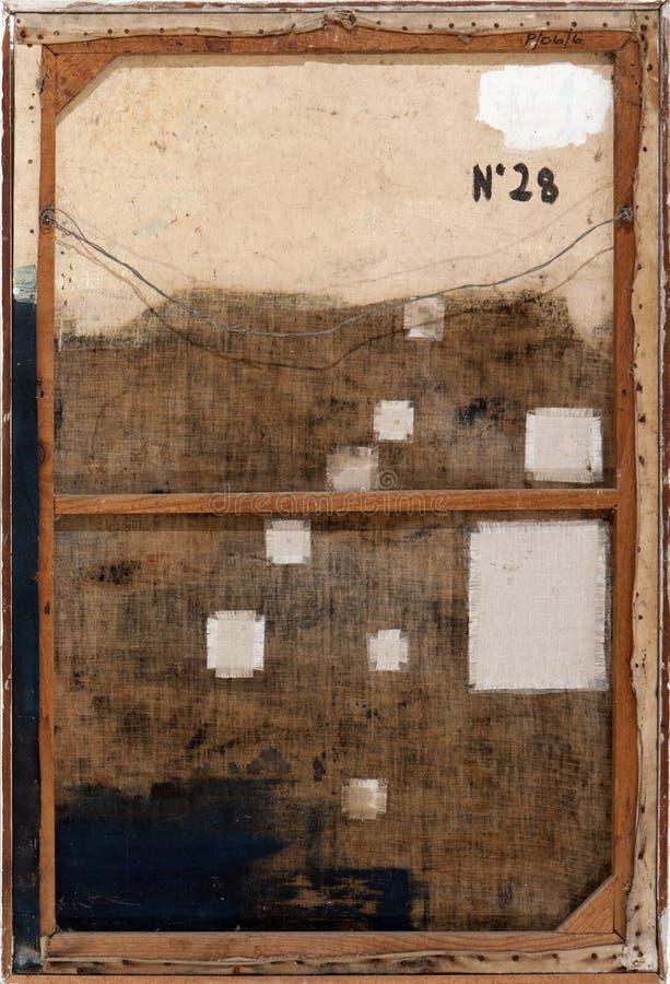 Αφηρημένο καμβάς υπόβαθρο στοκ φωτογραφία με δικαίωμα ελεύθερης χρήσης