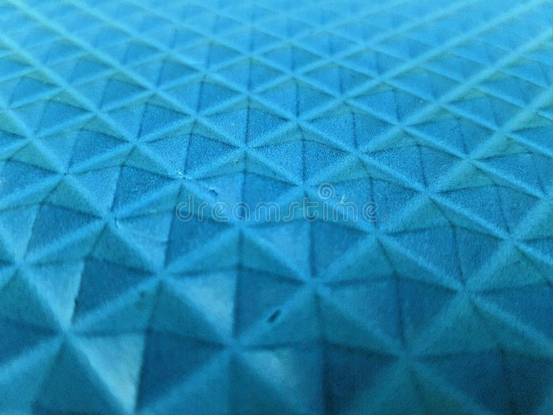 αφηρημένο κατασκευασμένο τρισδιάστατο μπλε στοκ εικόνες