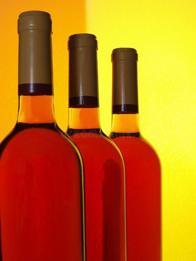 αφηρημένο κρασί μπουκαλιών στοκ φωτογραφία με δικαίωμα ελεύθερης χρήσης