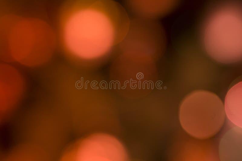 αφηρημένο κόκκινο θαμπάδων στοκ εικόνες με δικαίωμα ελεύθερης χρήσης