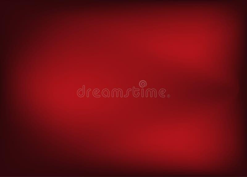Αφηρημένο κόκκινο υπόβαθρο πλέγματος κλίσης ελεύθερη απεικόνιση δικαιώματος
