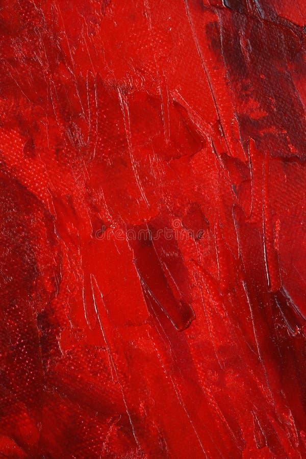αφηρημένο κόκκινο χρωμάτων στοκ φωτογραφίες με δικαίωμα ελεύθερης χρήσης