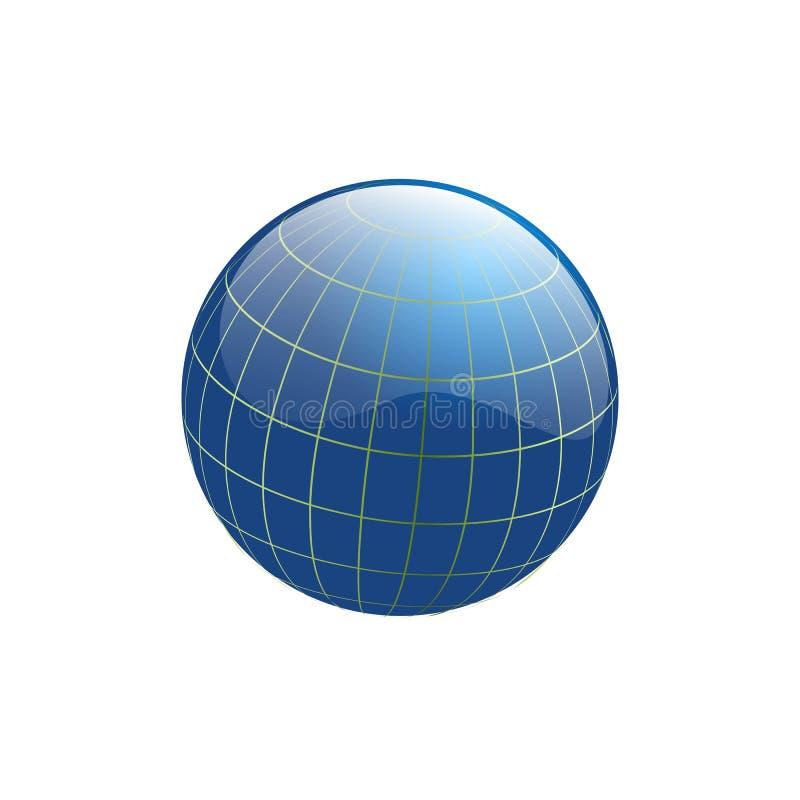 Αφηρημένο λογότυπο για την επιχειρησιακή επιχείρηση Εταιρικό στοιχείο σχεδίου ταυτότητας Τεχνολογία Διαδικτύου, δίκτυο, διανομή,  ελεύθερη απεικόνιση δικαιώματος