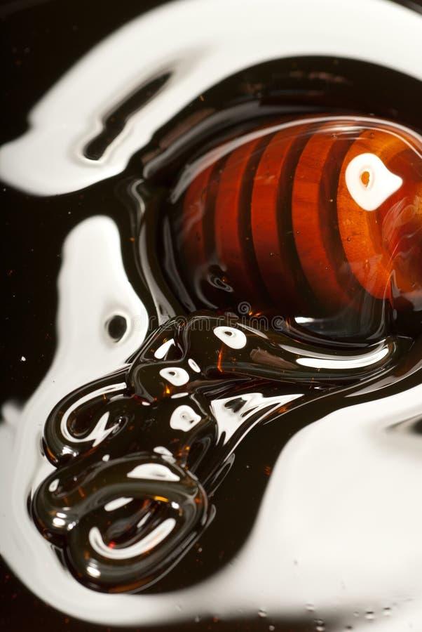 Αφηρημένο μέλι στοκ εικόνες με δικαίωμα ελεύθερης χρήσης