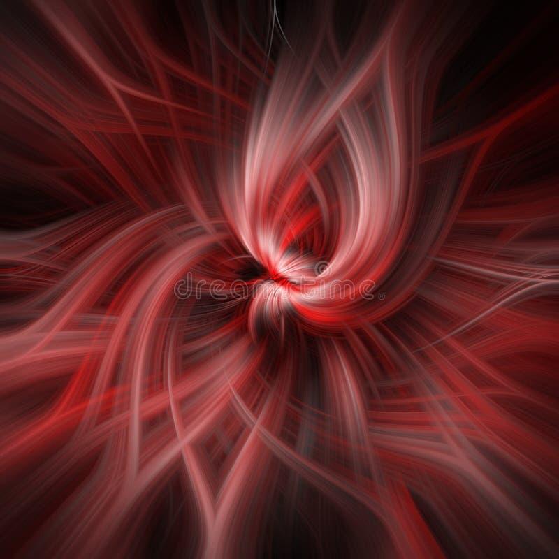 αφηρημένο μαύρο κόκκινο στοκ φωτογραφία με δικαίωμα ελεύθερης χρήσης