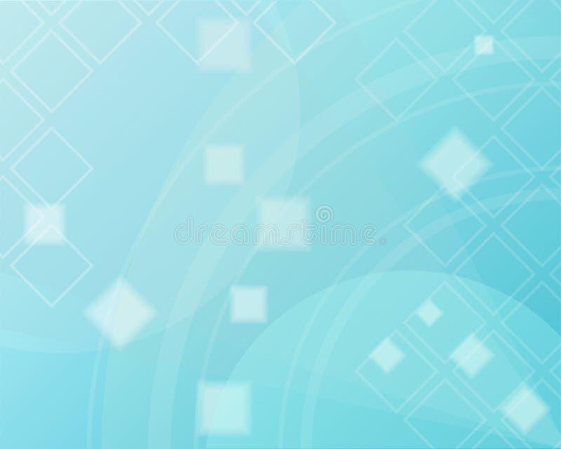 αφηρημένο μπλε ανασκόπησης Πρωινός ουρανός απεικόνιση αποθεμάτων