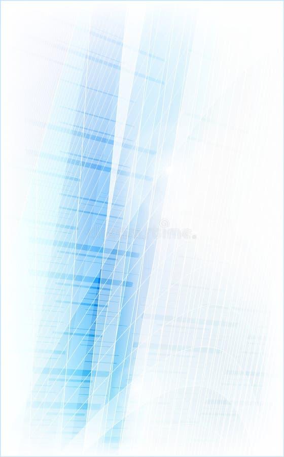 αφηρημένο μπλε ανασκόπηση&si ελεύθερη απεικόνιση δικαιώματος