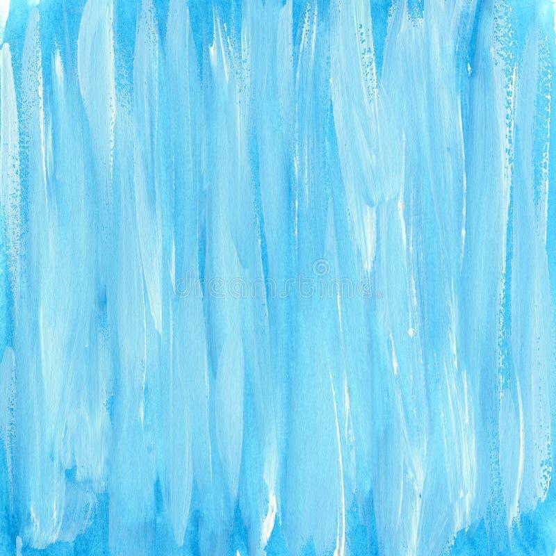 αφηρημένο μπλε παγωμένο λ&epsil στοκ φωτογραφία με δικαίωμα ελεύθερης χρήσης