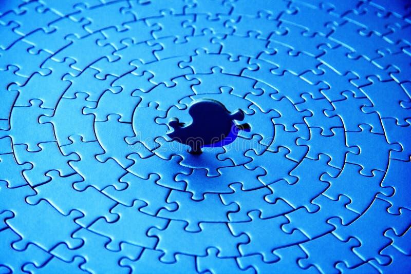 αφηρημένο μπλε τελευταί&omic στοκ φωτογραφία