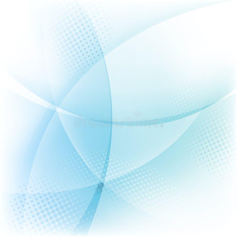 αφηρημένο μπλε φως ανασκόπ ελεύθερη απεικόνιση δικαιώματος