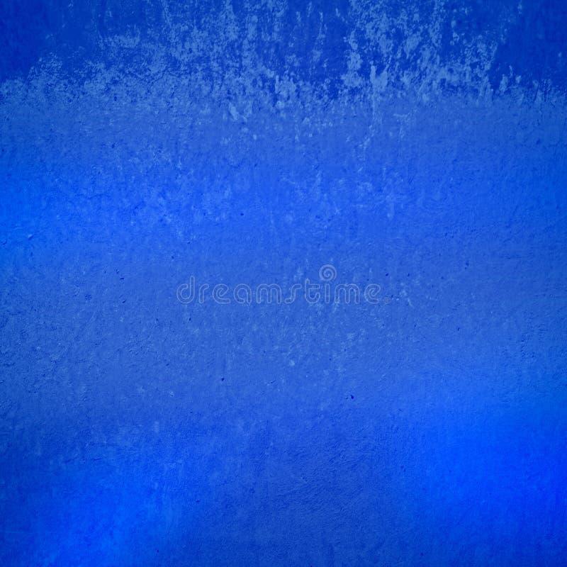 αφηρημένο μπλε grunge ανασκόπησ&e στοκ εικόνα με δικαίωμα ελεύθερης χρήσης
