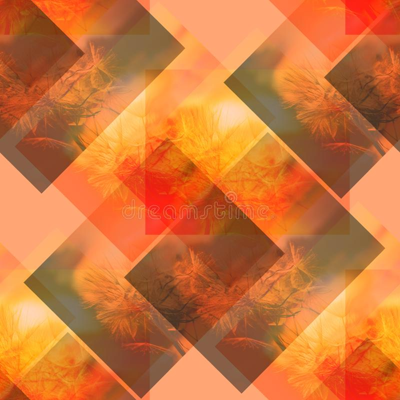 αφηρημένο πολύχρωμο διάνυσμα απεικόνισης ανασκόπησης διανυσματική απεικόνιση