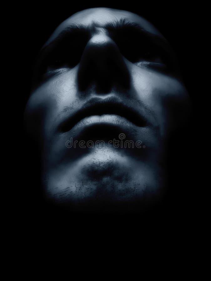 αφηρημένο πορτρέτο στοκ εικόνες με δικαίωμα ελεύθερης χρήσης