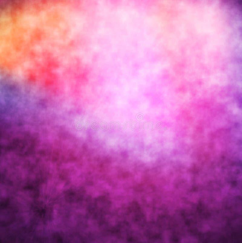 Αφηρημένο πολυ υπόβαθρο χρώματος ελεύθερη απεικόνιση δικαιώματος