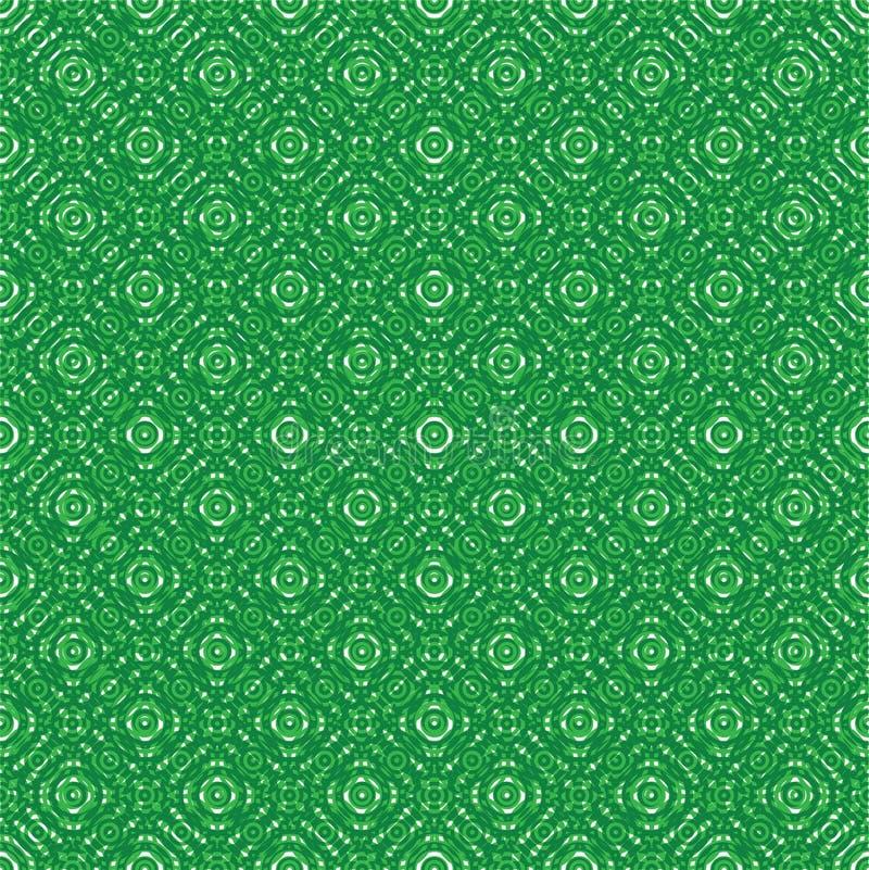αφηρημένο πράσινο πρότυπο άν&eps διανυσματική απεικόνιση