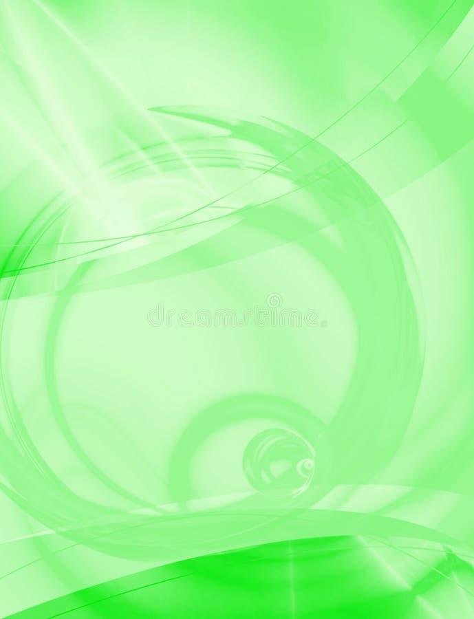 αφηρημένο πράσινο σχεδιάγραμμα διανυσματική απεικόνιση