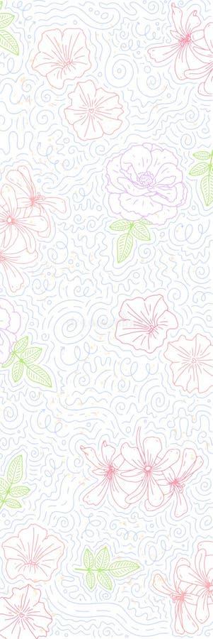 Αφηρημένο πρότυπο σκίτσου με μοντέρνο στυλ Δημιουργική σχεδίαση για φυλλάδιο, εξώφυλλο, μέσα κοινωνικής δικτύωσης, μάρκετινγκ, ba στοκ φωτογραφία με δικαίωμα ελεύθερης χρήσης
