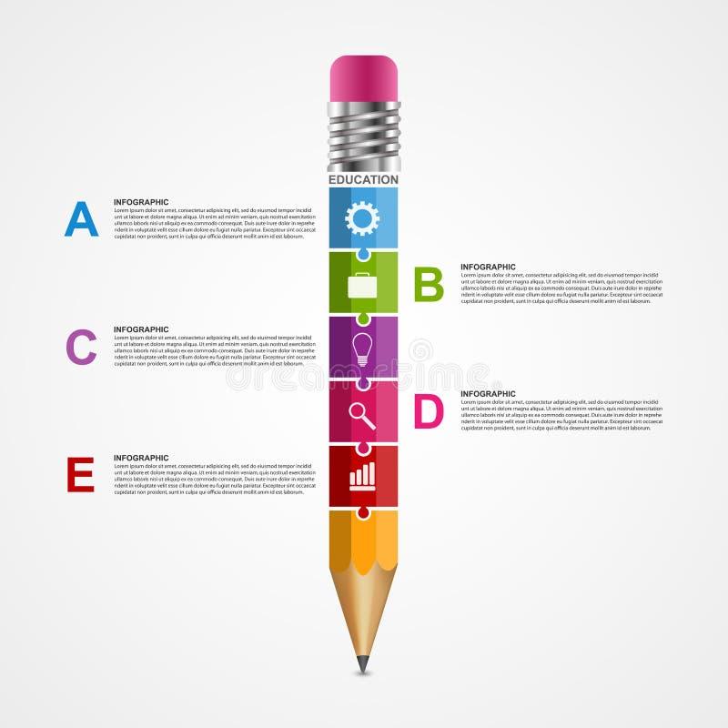 Download Αφηρημένο πρότυπο σχεδίου Infographics επιλογών Διανυσματική απεικόνιση - εικονογραφία από εκπαίδευση, σχέδιο: 62702422