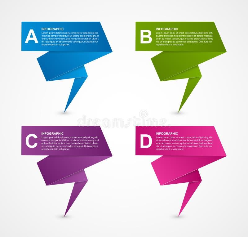 Download Αφηρημένο πρότυπο Infographics εγγράφου επιχειρησιακών επιλογών Διανυσματική απεικόνιση - εικονογραφία από απεικόνιση, σύγχρονος: 62701938