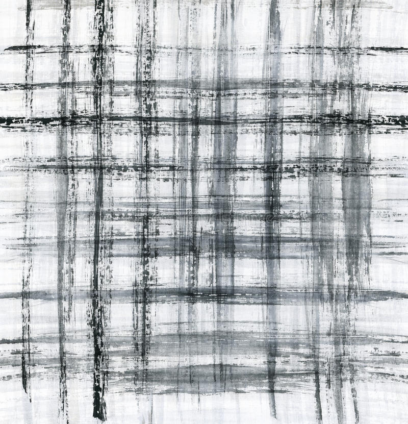 Αφηρημένο ριγωτό υπόβαθρο watercolor απεικόνιση αποθεμάτων