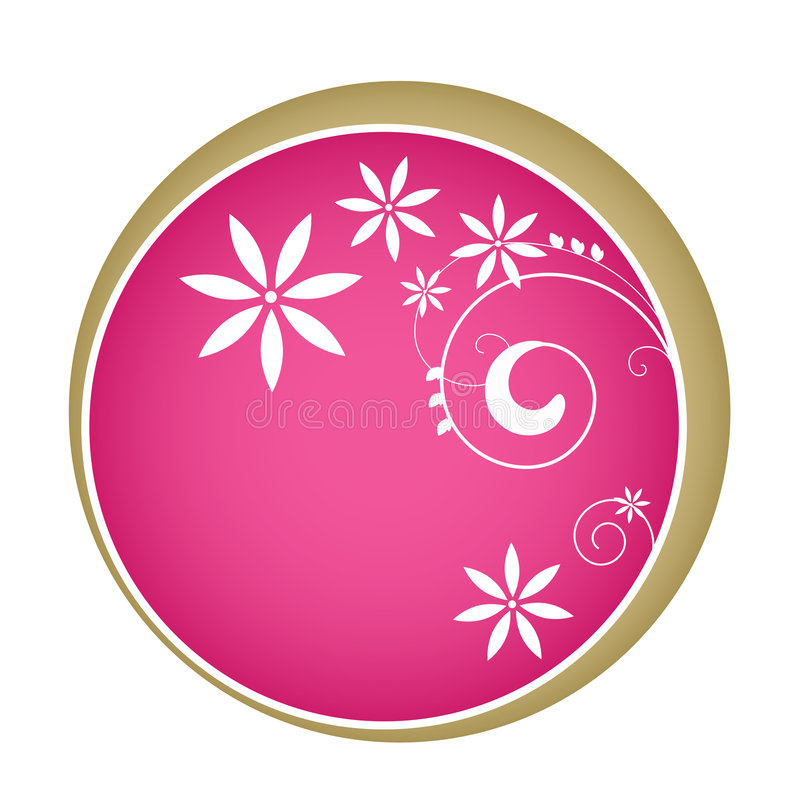 αφηρημένο ροζ πλαισίων ελεύθερη απεικόνιση δικαιώματος