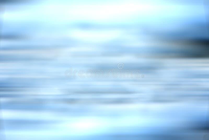 Αφηρημένο δροσερό μπλε υπόβαθρο στοκ εικόνες