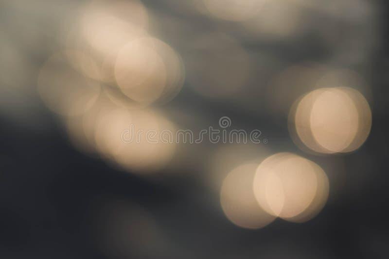 Αφηρημένο σκοτεινό πορφυρό υπόβαθρο χρώματος bokeh στοκ εικόνες