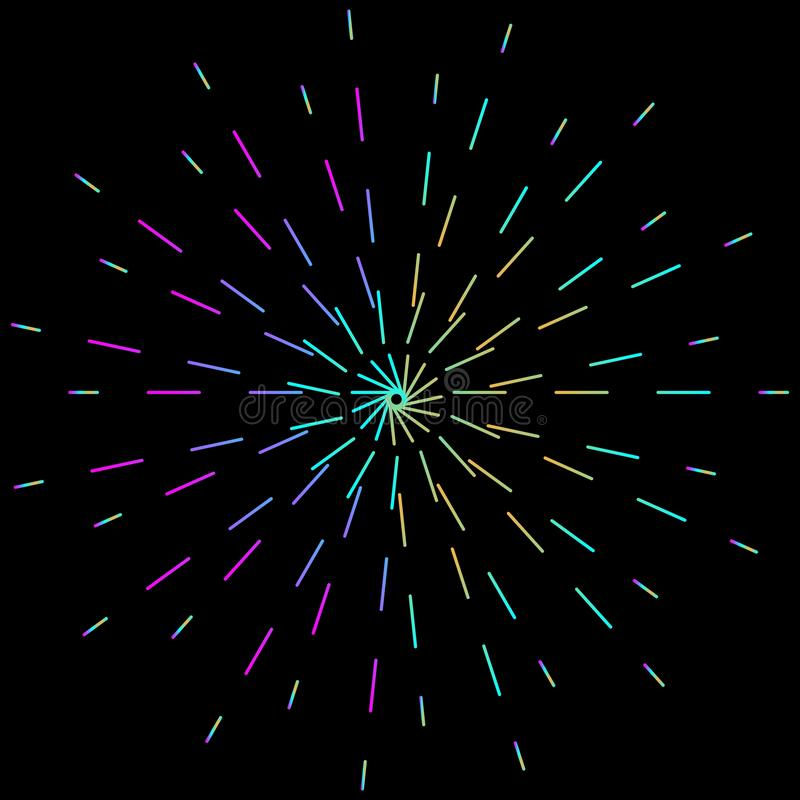 Αφηρημένο στοιχείο λογότυπων νέου για το σχέδιο διακοσμήσεων φωτεινό διάνυσμα ανασκόπη&sig σχέδιο αναδρομικό σχεδιάστε τη γραμμή  απεικόνιση αποθεμάτων