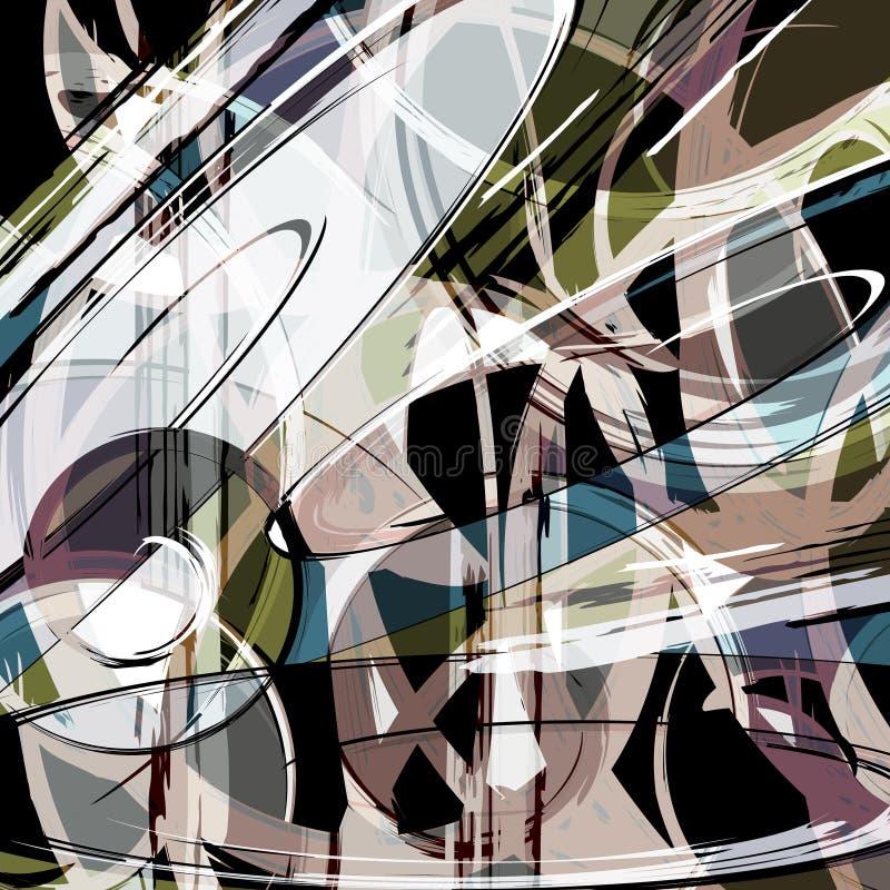 Αφηρημένο σχέδιο στο ύφος της μαρμάρινης ποιοτικής απεικόνισης πετρών για το σχέδιό σας απεικόνιση αποθεμάτων