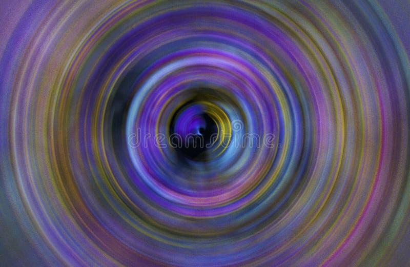 Αφηρημένο σχέδιο φιαγμένο από fractal χρώμα και πλούσια σύσταση σχετικά με το θέμα της φαντασίας, δημιουργικότητα και τέχνη στοκ εικόνα με δικαίωμα ελεύθερης χρήσης