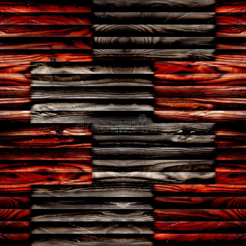 Αφηρημένο σχέδιο ξυλεπένδυσης - άνευ ραφής υπόβαθρο - ξύλινη επιφάνεια στοκ φωτογραφία