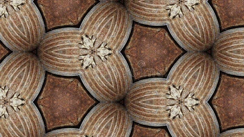 Αφηρημένο σχέδιο σκουριάς στοκ φωτογραφία