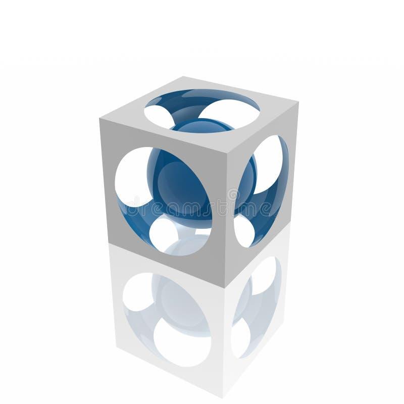 αφηρημένο σύμβολο απεικόνιση αποθεμάτων