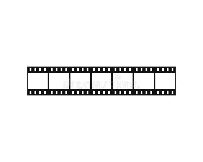 αφηρημένο ταινιών πρότυπο απεικόνισης εικονιδίων διανυσματικό ελεύθερη απεικόνιση δικαιώματος