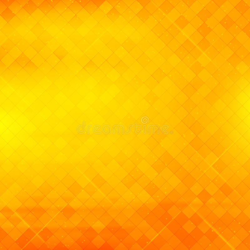 αφηρημένο τετράγωνο εικο ελεύθερη απεικόνιση δικαιώματος