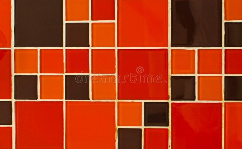 Αφηρημένο τετραγωνικό υπόβαθρο μωσαϊκών εικονοκυττάρου στοκ εικόνες με δικαίωμα ελεύθερης χρήσης