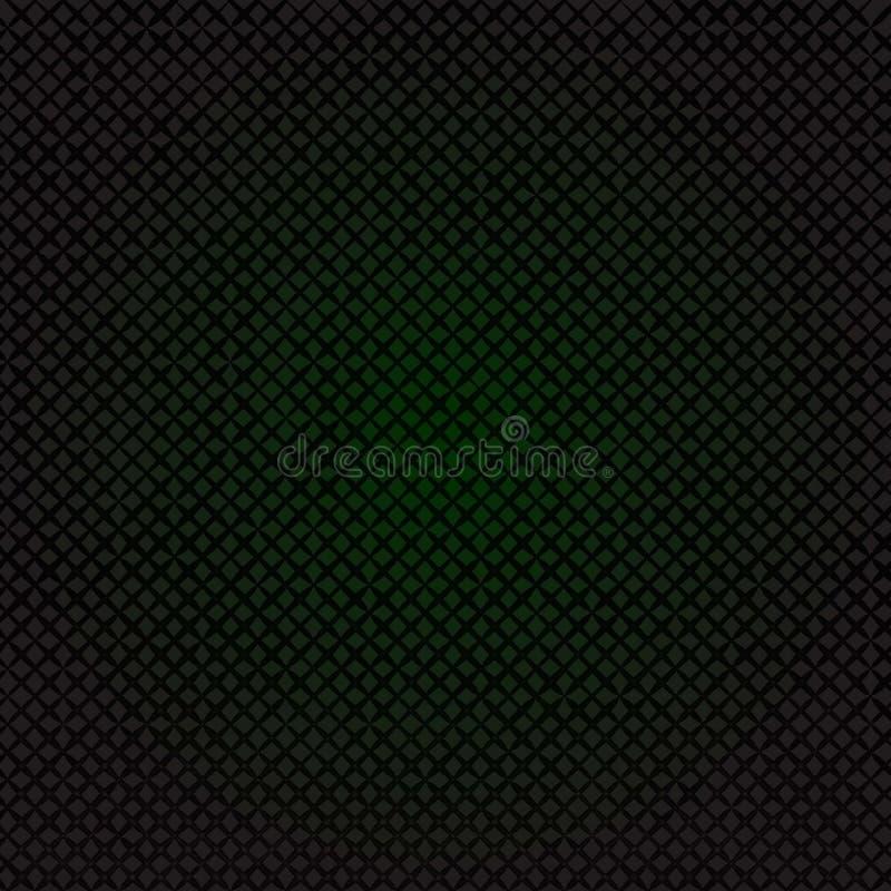 Αφηρημένο τυρκουάζ υπόβαθρο techno ελεύθερη απεικόνιση δικαιώματος