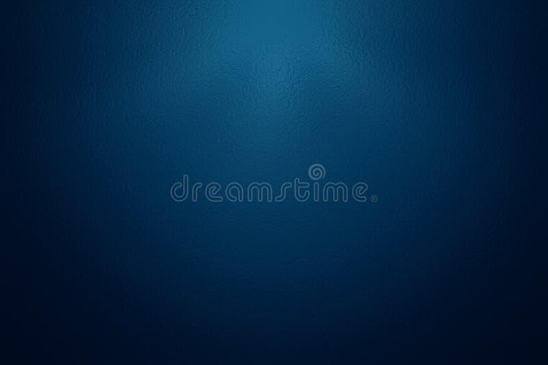 Αφηρημένο υπόβαθρο ή σχέδιο σύστασης σκούρο μπλε ή γυαλιού λουλακιού διανυσματική απεικόνιση