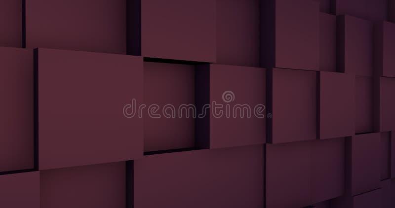 Αφηρημένο υπόβαθρο κιβωτίων χρώματος στοκ φωτογραφίες με δικαίωμα ελεύθερης χρήσης