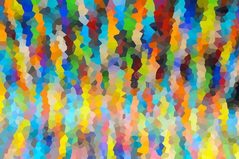 Αφηρημένο υπόβαθρο κρυσταλλωμένος στοκ φωτογραφία με δικαίωμα ελεύθερης χρήσης